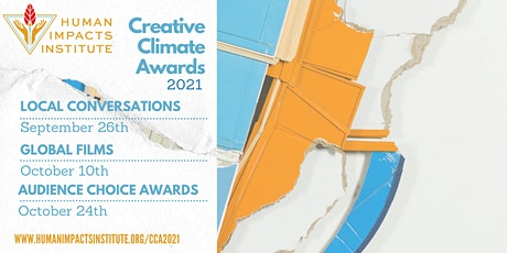Creative Climate Awards 2021 Closing Party! tickets