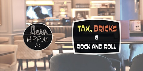 Tax, Bricks and Rock & Roll - are you paying too much tax on your property? tickets