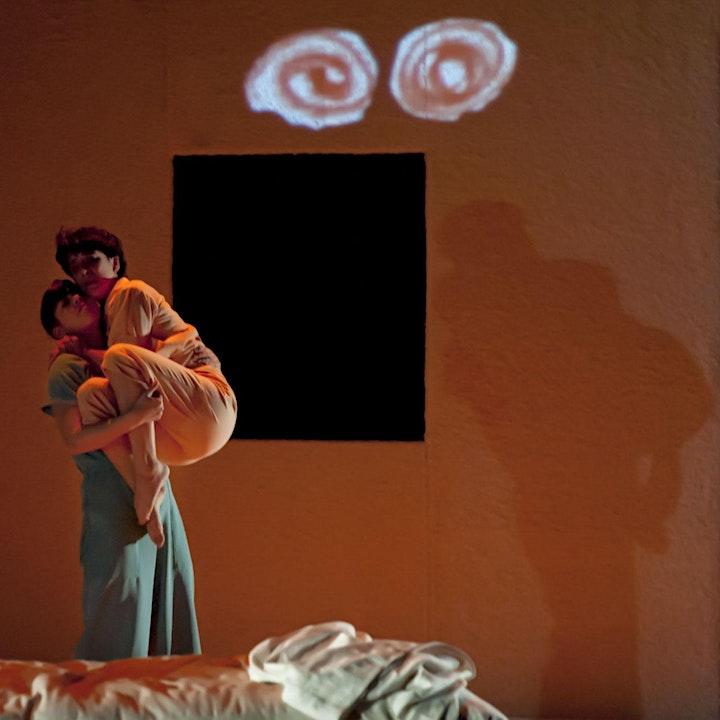 Imagen de LA VIDA DE LOS SALMONES de Itztiar Pascual - Karlik Danza - TEATRO FAMILIAR