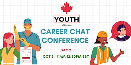DAY 2: CAREER CHAT CONFERENCE tickets