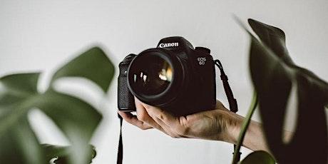 Teens Photography Workshop billets