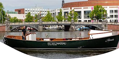 Amsterdam Boat Trip tickets