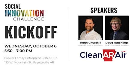 Social Innovation Challenge Kickoff tickets