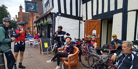 Sunday Club Ride, 40 miles, 13 mph pace 'Henley' tickets