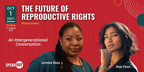 The Future of Reproductive Rights: An Intergenerational Conversation tickets