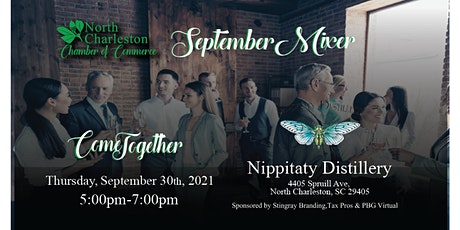 North Charleston Chamber of Commerce September Mixer tickets