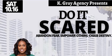 DO IT SCARED tickets