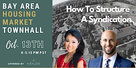 Bay Area Housing Market Townhall Webinar tickets