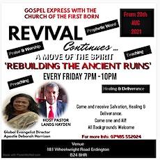 Friday Night Revival in Erdington tickets