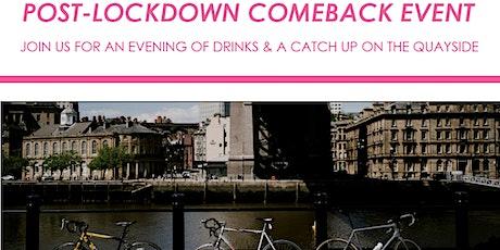Post-Lockdown Comeback Event tickets