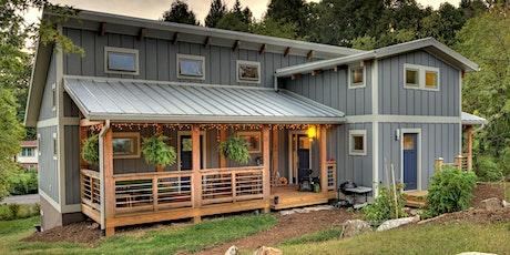 Building Net-Zero Energy Homes: Green Built Alliance Fall 2021 Workshops tickets