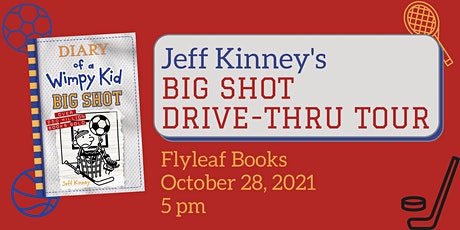 Diary of a Wimpy Kid Big Shot Drive-Thru (time slot tickets) tickets