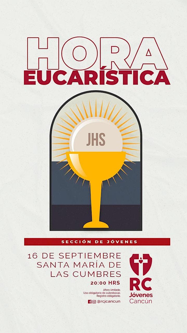 Imagen de Hora Eucarística RC Jóvenes Cancún 16 Sept