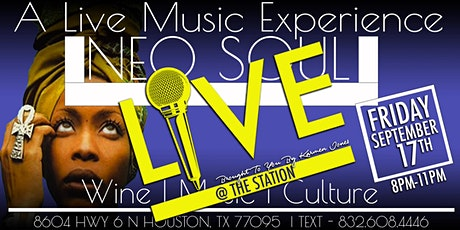 Live Music | CYPRESS, TX tickets