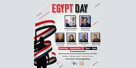 Egypt Day tickets