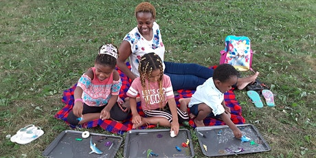 Fun in the Park  -Constitution Park- Tuesday October 19 at 10:00 am tickets