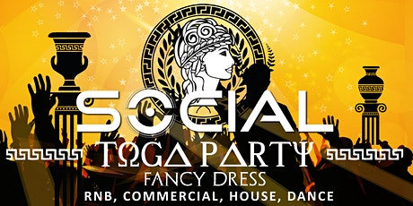 Edge Hill Welcome Week - SOCIAL Frat Party tickets