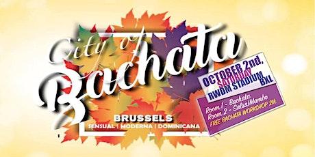 City of Bachata Gala | 2 ROOMS billets