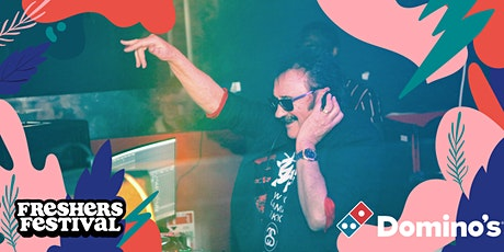 Freshers' Festival '21: PAUL CHUCKLE DJ SET + BIMPSON + MORE (Thu 23 Sept) tickets