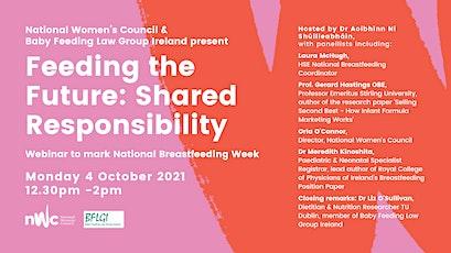 Feeding the Future: Shared Responsibility biglietti