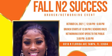 Fall Into Success tickets