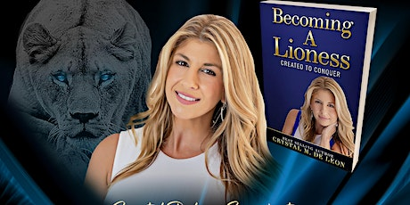 """""""Becoming A Lioness""""  The Book Launch + Expo tickets"""