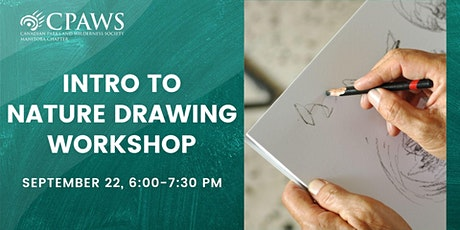 Intro to Nature Drawing Workshop with Dr. Heather Hinam tickets