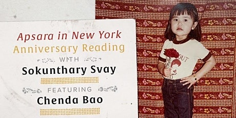 """Apsara In New York"" Anniversary Reading tickets"