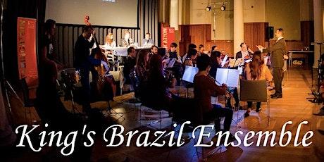 King's Brazil Ensemble Concert tickets