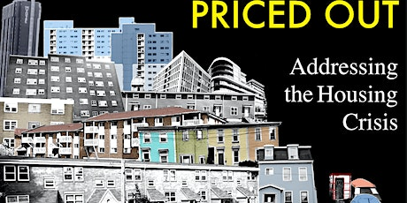 PRICED OUT: Addressing the Housing Crisis, Virtual Community Session tickets