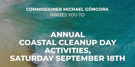 International Coastal Cleanup day & After Party tickets