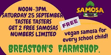 Breaston's Tastee Taster Tests! tickets