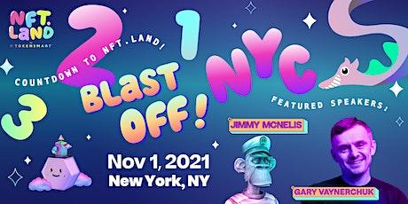 321 Blast Off: NYC tickets