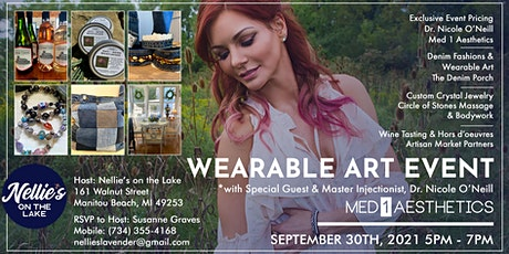 Wearable Art and Beauty Event tickets