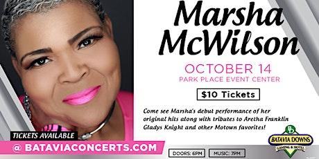 Marsha McWilson Tribute Performance at Batavia Downs Gaming & Hotel tickets