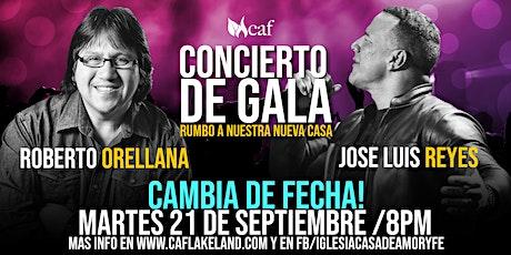 Concierto Gala Rumbo a la Casa Nueva Virtual tickets