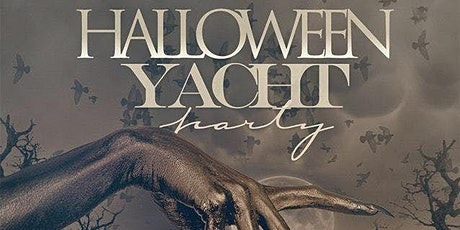 HALLOWEEN COSTUME YACHT PARTY NEW YORK CITY tickets