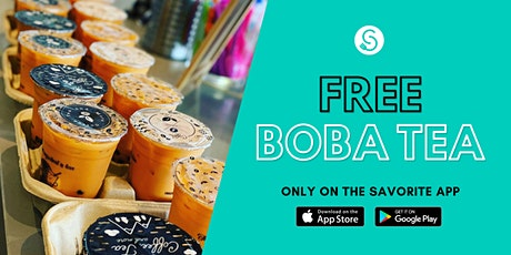 FREE Boba Teas in San Diego tickets