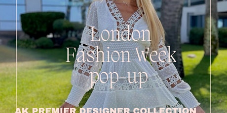 London Fashion Week Pop-up in Kensington tickets