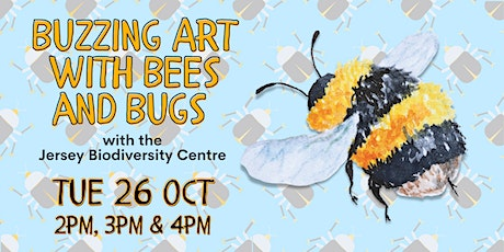 Buzzing Art with Bees and Bugs in Howard Davis Park tickets