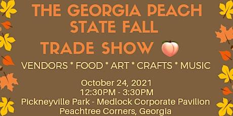 VENDORS NEEDED!! - The Georgia Peach State Fall Bridal & Trade Show tickets