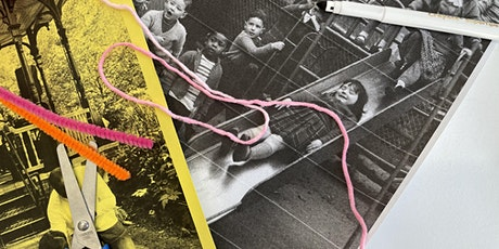Collage Workshop (For Families) tickets