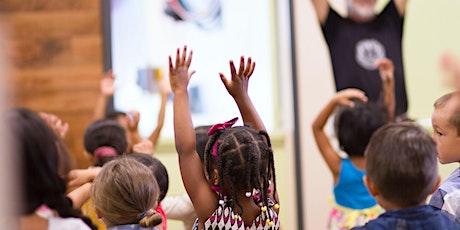 Café Sci - Improving children's mental health through movement tickets