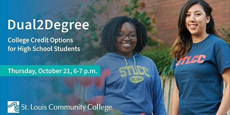 Dual2Degree: College Credit Options for High School Students tickets