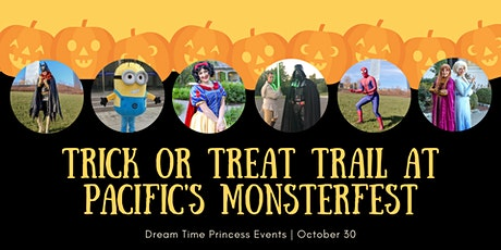 Trick or Treat Trail at Pacific's Monsterfest tickets