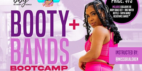Booty + Bands Bootcamp tickets