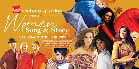Flato Markham Theatre & Sultans of String present - Women of Song & Story tickets