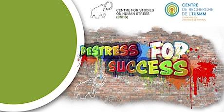 Destress for Success - S.Africa tickets