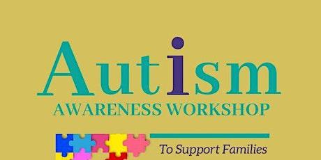 Autism Awareness Workshop tickets