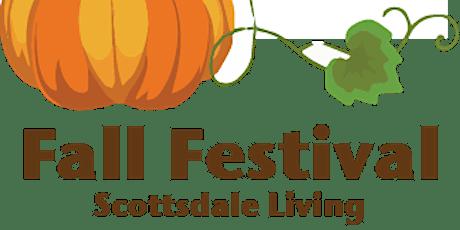 Scottsdale Living Fall Festival Vendor Registration tickets